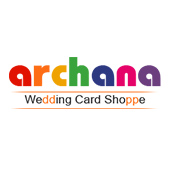 Archana Wedding Card