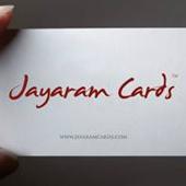 Jayaram cards